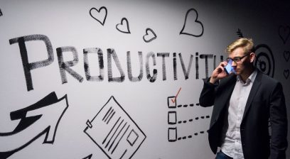 How to increase your productivity.